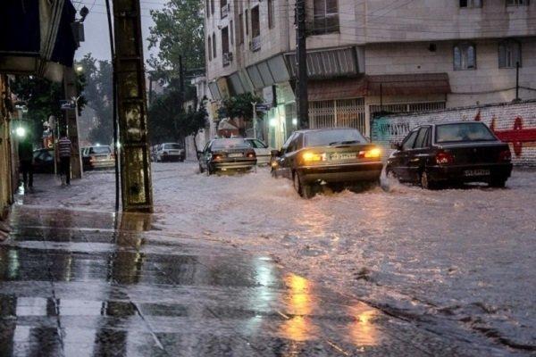 اخطاریه سازمان هواشناسی نسبت به سیلاب ناگهانی در استان های خزر