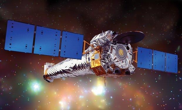 تلسکوپ فضایی چاندار دوباره فعال می گردد