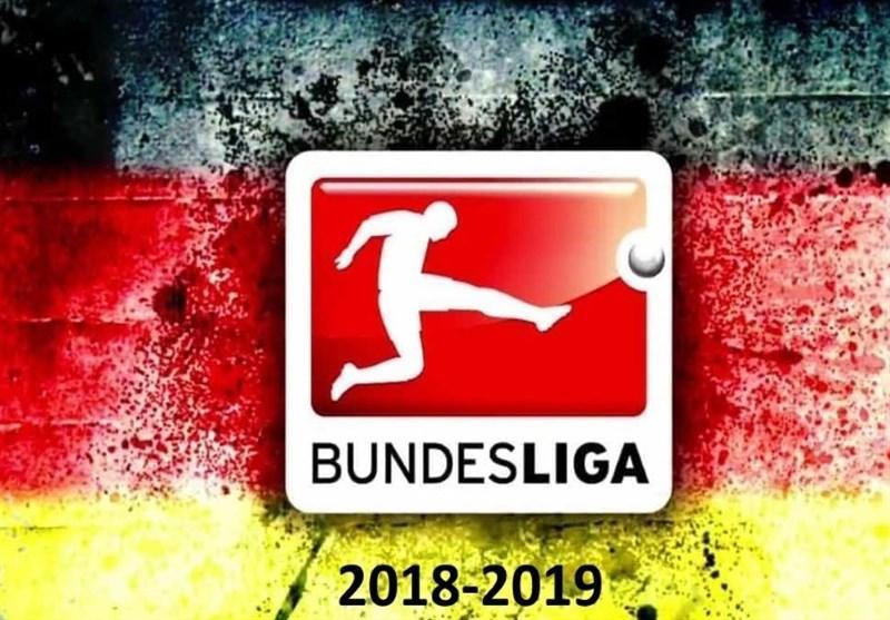 فوتبال دنیا، جدول رده بندی بوندس لیگا در انتها هفته دوازدهم