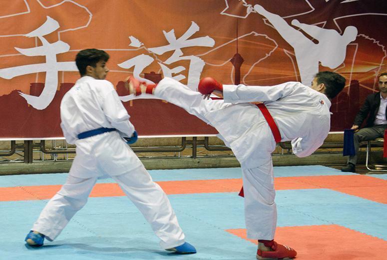 دعوت از کاراته کاهای فارس به اردوی تیم ملی