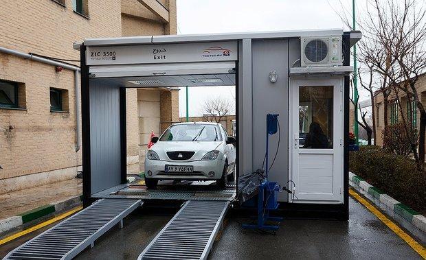 برخورد با خودروهای سنگین آلاینده با همکاری سازمان راهداری