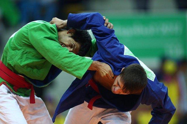 برگزاری مسابقات بین المللی کوراش در گود زینل خان اسفراین در گرو تامین اعتبار
