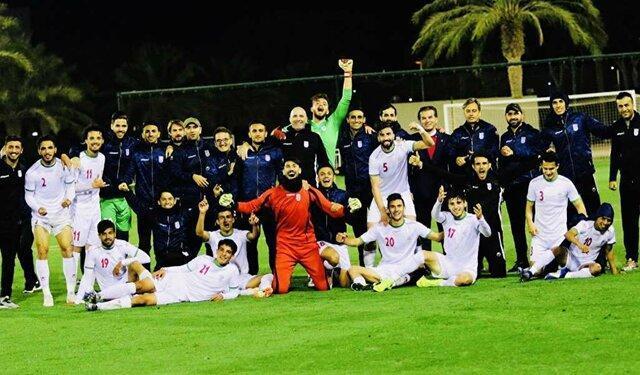 نخستین قهرمانی تیم ملی امید با کرانچار در قطر