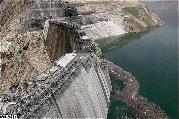 ایران؛دومین فراوری انرژی برق آبی خاورمیانه