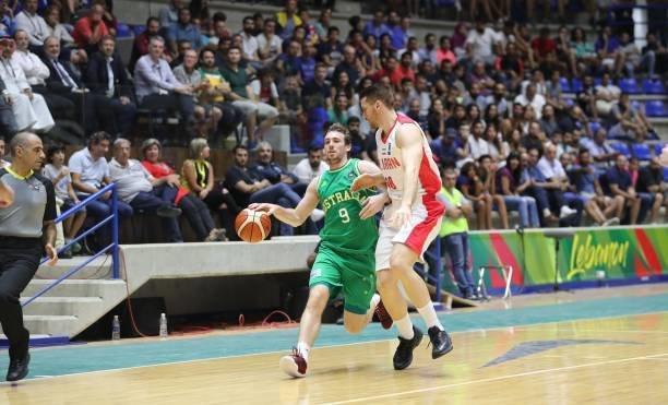 بازیکن بسکتبال استرالیا: از باخت برابر ایران ناراحتم