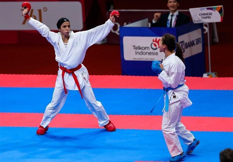لیگ کاراته وان اتریش، خدابخشی و خاکسار طلایی شدند، اباذری و بهمنیار نقره گرفتند