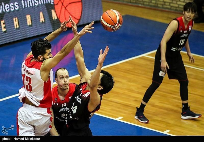 اعلام زمان دیدارهای ایران در جام جهانی بسکتبال