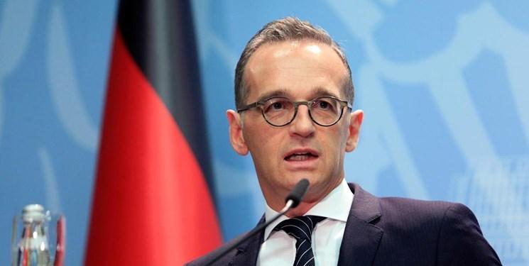 وزیر خارجه آلمان وارد تهران شد