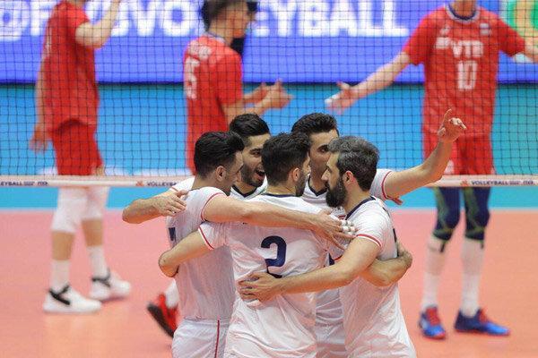 والیبال ایران شانس کسب سکو را دارد، بازی با فرانسه دیدنی خواهد شد