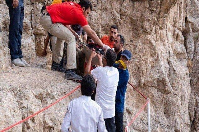 شوخی های مرگبار در ارتفاعات کوه صفه اصفهان