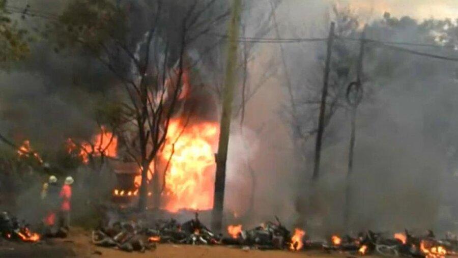تانزانیا ، 60 کشته در انفجار کامیون حامل سوخت