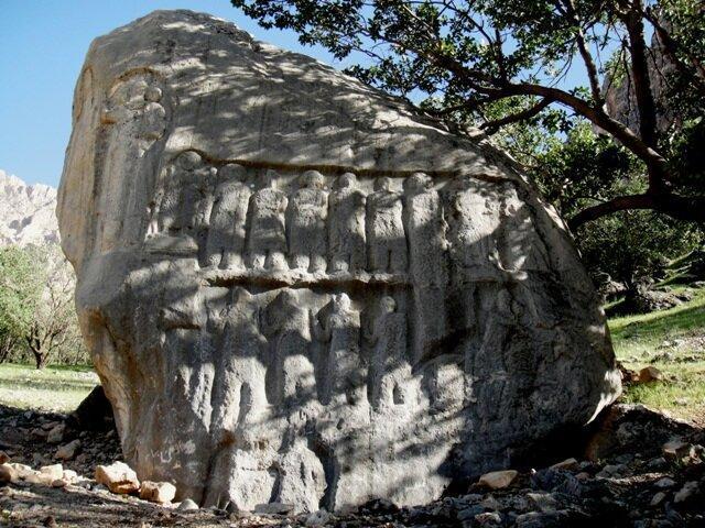 وجود 2500 اثر تاریخی شناخته شده در کهگیلویه و بویراحمد