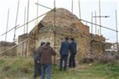 اختصاص 480 میلیون ریال اعتبار برای مرمت مقابر سنگی روستای تمتمان