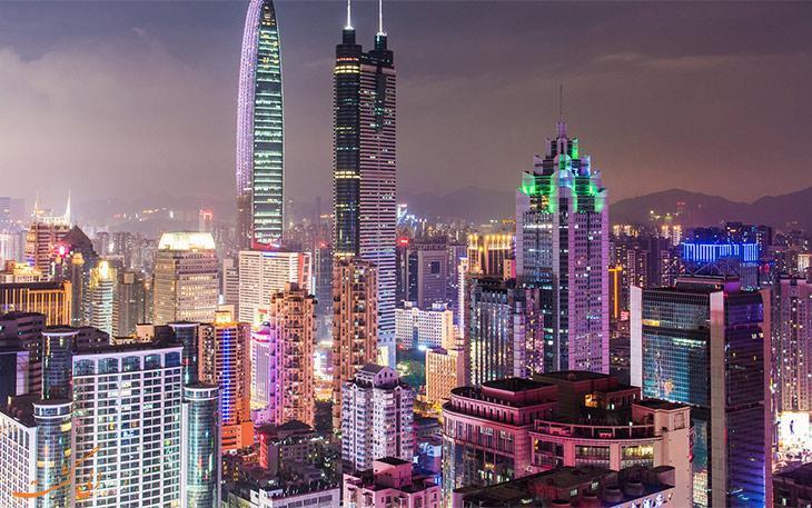 چطور از فرودگاه شنزن چین به مرکز شهر برویم؟