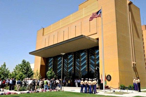 حمله به سفارت آمریکا در کابل در بامداد 11 سپتامبر