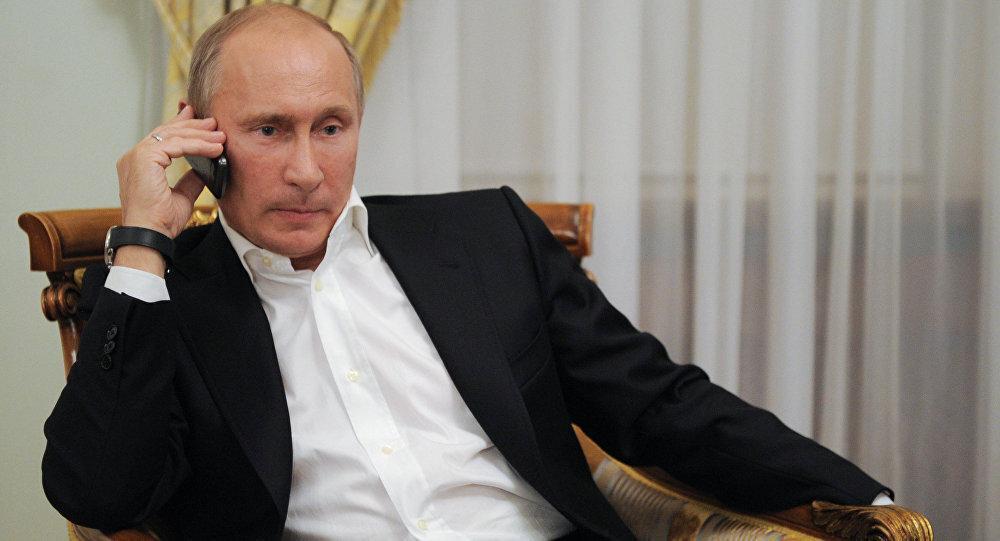 اولین اقدام رئیس جمهور اوکراین با پوتین