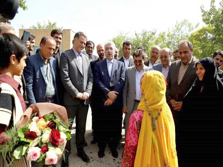 افتتاح طرح های آب و برق در بام ایران