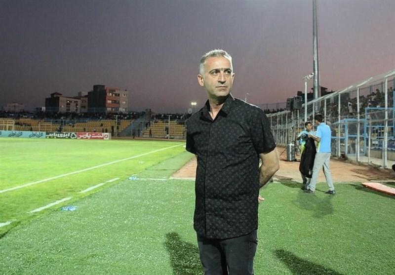 بوشهر، کمالوند: سعی می کنیم در مصاف با سایپا اولین 3 امتیاز فصل را بگیریم، چند بازیکن ما لیاقت پوشیدن پیراهن تیم ملی را دارند