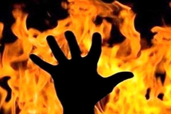 کودک 3 ساله همدانی در آتش سوخت