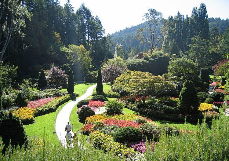 زیباترین باغچه های جهان را بشناسید