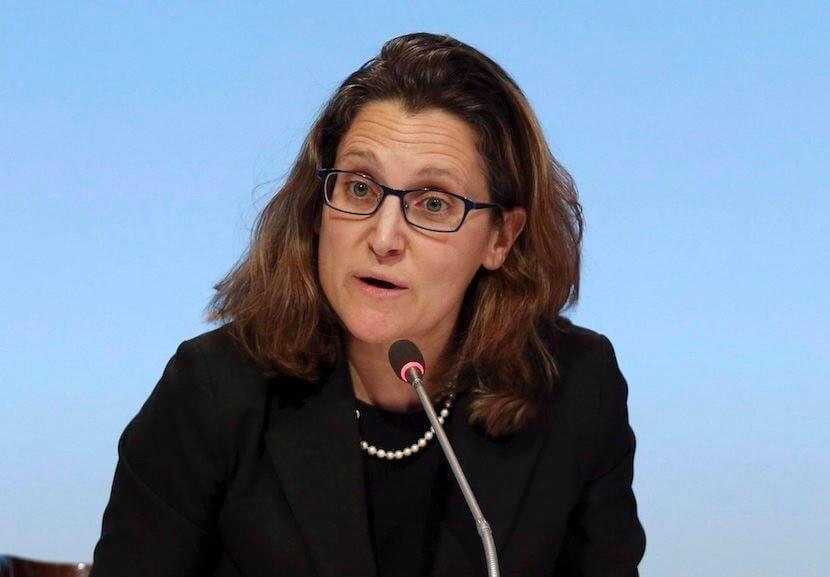 وزیر خارجه کانادا در واکنش به اخراج سفیر این کشور از عربستان: به دفاع از حقوق بشر ادامه خواهیم داد