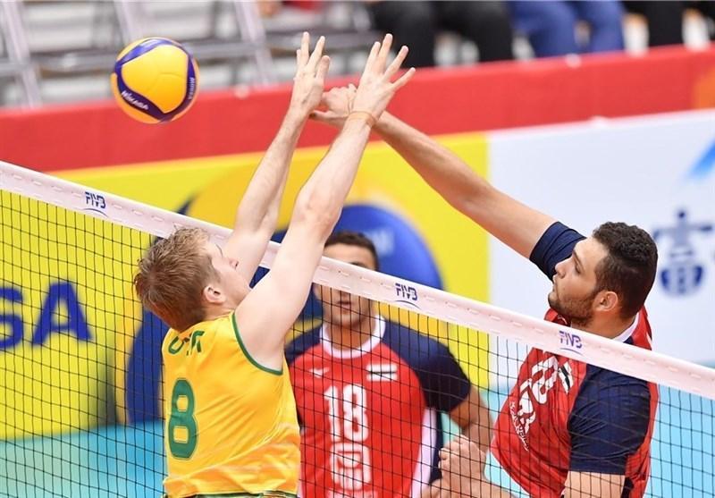 جام جهانی والیبال با پیروزی مصر شروع شد