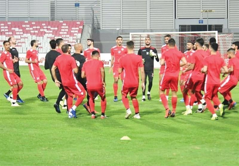 اعلام اسامی بازیکنان تیم ملی فوتبال بحرین