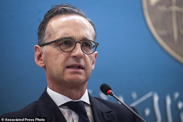 وزیر خارجه آلمان خواهان اتحاد کشورهای اروپایی شد
