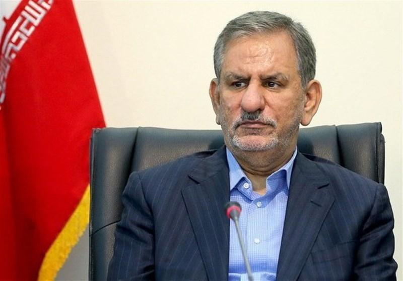 پیغام تبریک جهانگیری به مناسبت روز ملی عمان