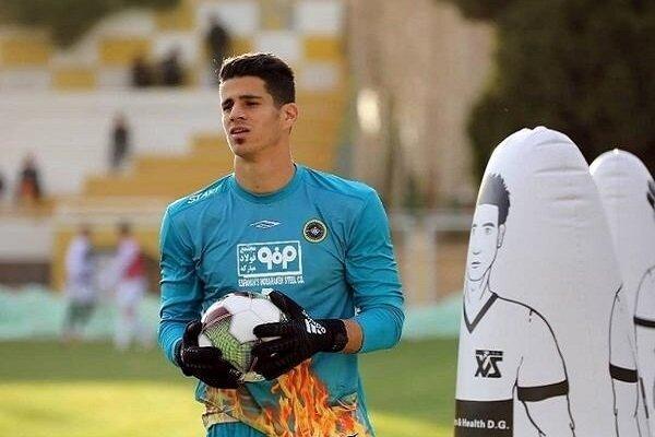 دروازه بان تیم ملی ایران رکورد گلر استقلال در لیگ برتر را شکست