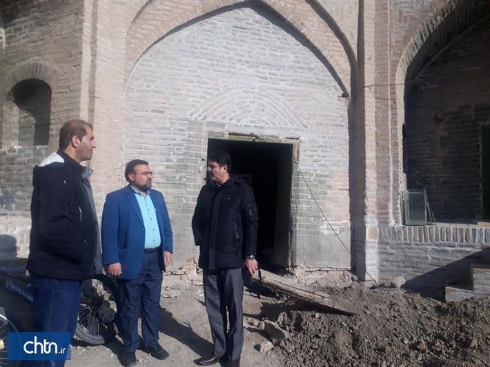 آنالیز وضعیت مرمت بناهای تاریخی تربت حیدریه