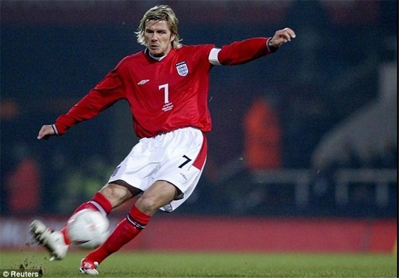 حمایت بکام از کاپیتانی رونی در تیم ملی انگلیس