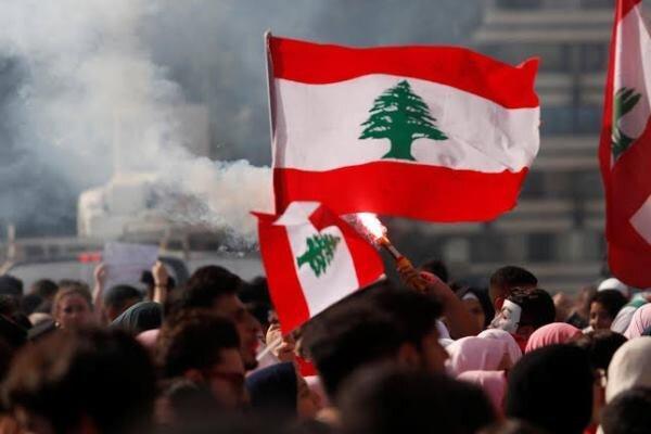 معترضان لبنانی به دنبال اعتصاب عمومی و تحصن در بیروت