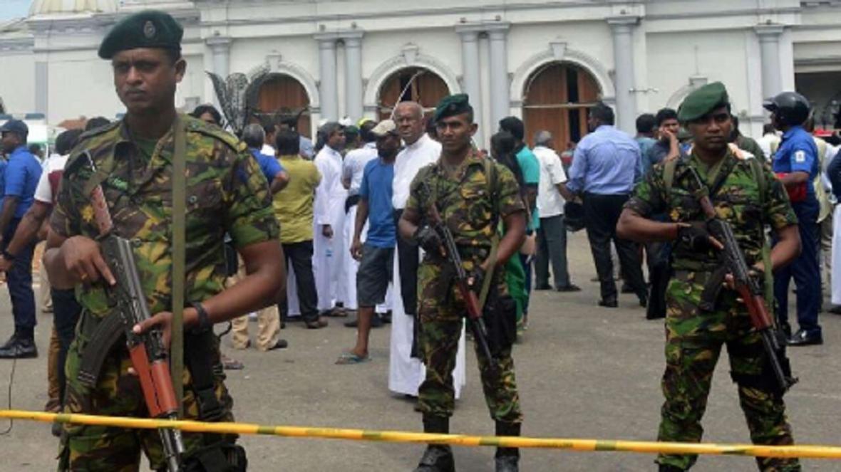 تیراندازی افراد مسلح به رای دهندگان مسلمان سریلانکایی