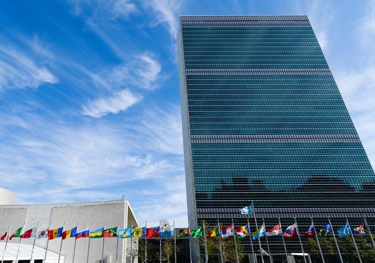 انتصاب یک زن به مسئولیتی مهم در سازمان ملل برای نخستین بار
