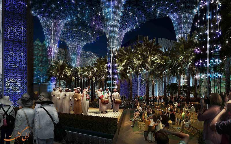 سفر به دبی در کریسمس، فرصتی که نباید از دست بدهید!