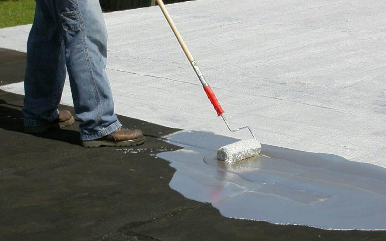 کاربرد عایق سفید در ساختمان
