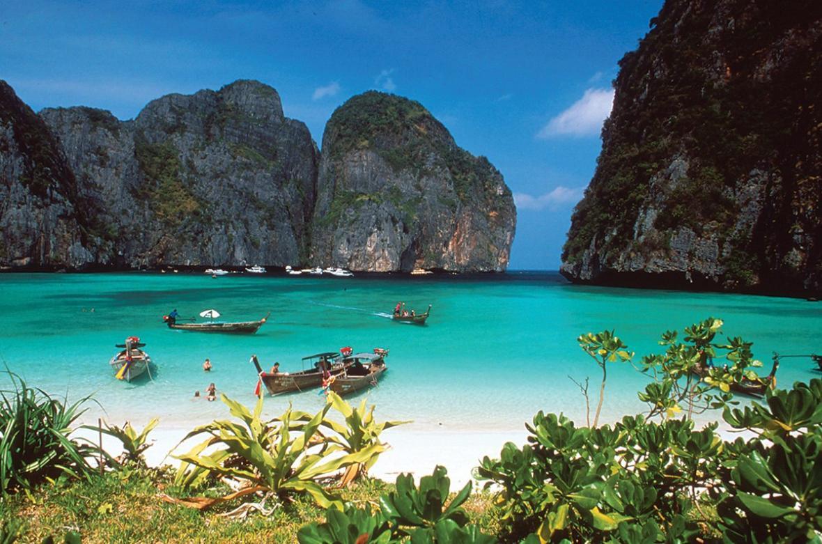 سفر به جزیره زیبای پوکت