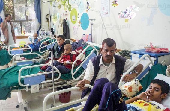 ممانعت سعودی ها از درمان بیماران سرطانی در یمن