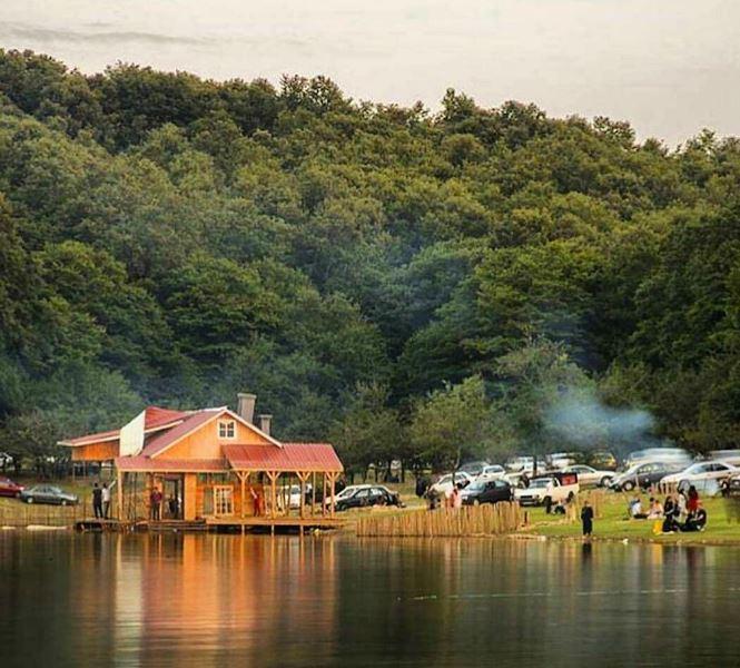 دریاچه سد سقالکسار یک جاذبه گردشگری منحصر به فرد