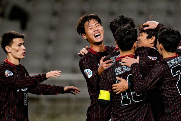 نتایج مرحله پلی آف لیگ قهرمانان در شرق آسیا، حذف قهرمان سال 2018