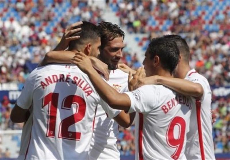 جام حذفی اسپانیا، سویا صعود کرد