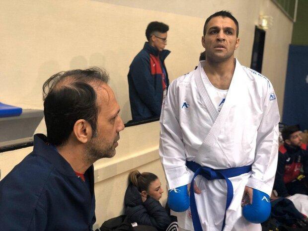 سرگروه تیم ملی ایران به نماینده مصر باخت، تلاش برای مدال برنز