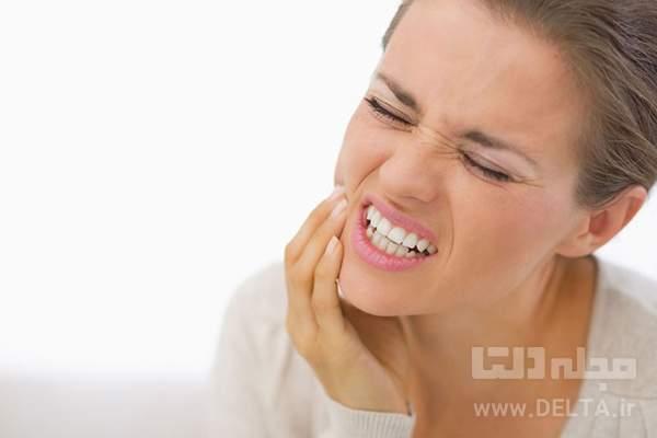 علل مختلف دندان درد