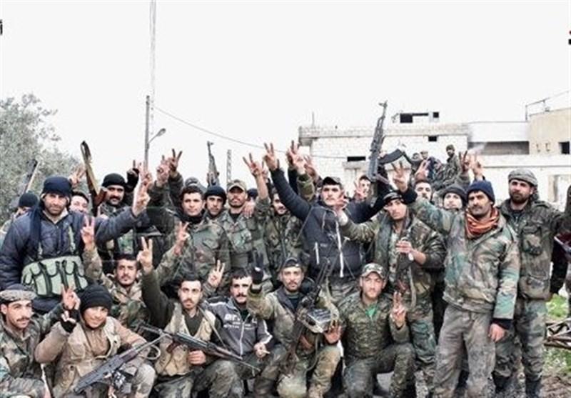 الجزیره اعتراف کرد: موفقیت ارتش سوریه در کنترل کامل سراقب در حومه ادلب
