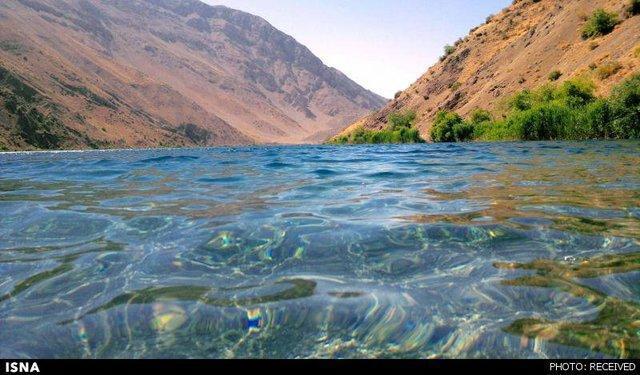 بازدید 25 هزار نفر از دریاچه گهر در 6 ماه امسال