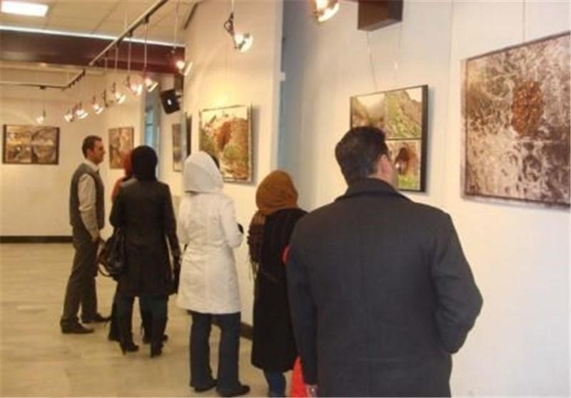 نمایشگاه جوانان و گرافیک در نهاوند برپا شد