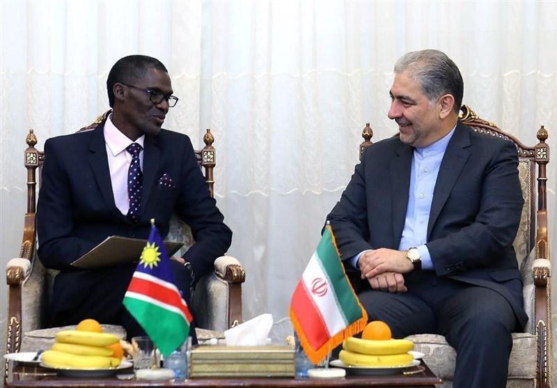نامیبیا بدون توجه به تبلیغات رسانه های غربی همواره دوست و همراه ایران است