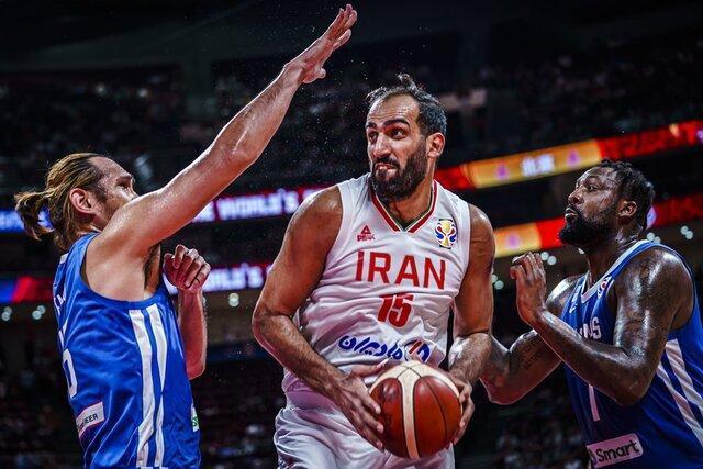 رنکینگ دنیای بسکتبال اعلام شد، ایران همچنان 22 دنیا و دوم آسیا