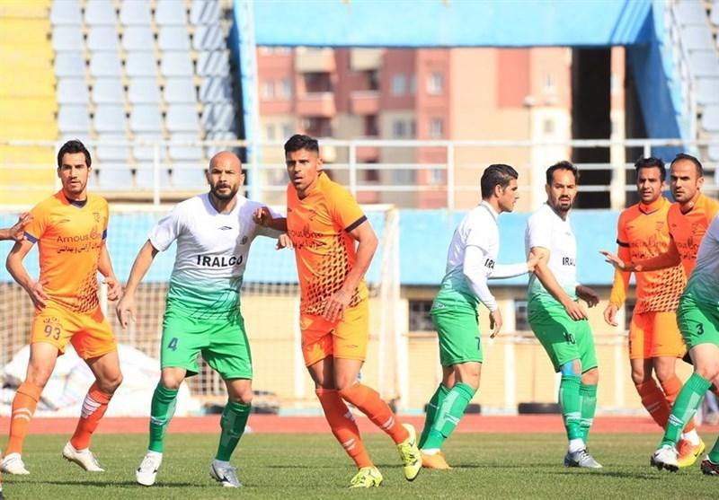 لیگ دسته اول فوتبال، صدرنشینان کرمانی مقابل فجر و آلومینیوم